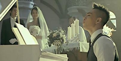 TaeYang Wedding Dress