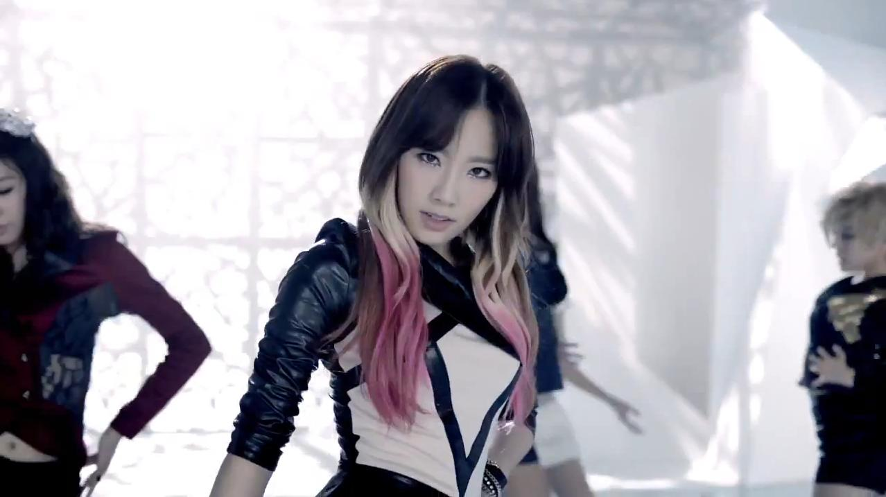 SNSD (Girls' Generation) – The Boys – Music Video Review ... Taeyeon The Boys